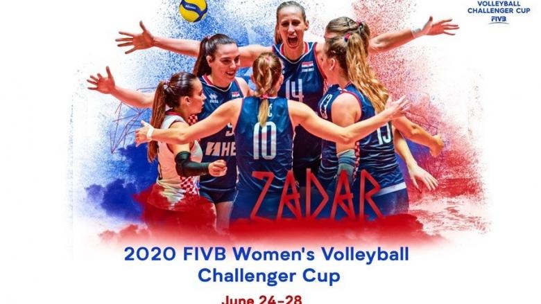 Хърватия приема Чалъндж турнира за влизане в Лигата на нациите при жените