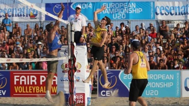 Стефан Демерджиев: Въпреки трудностите и в България има наченки на плажен волейбол