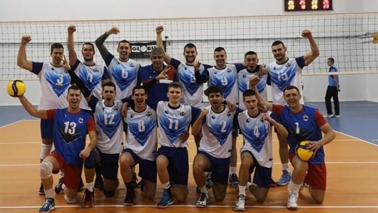 Волейболът и красивия Белоградчик - две съществуващи неща (видео)