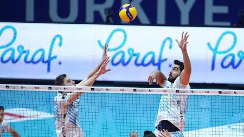 Георги Сеганов и Халкбанк сразиха третия в Турция