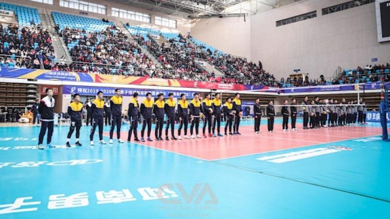 Коронавирусът в Китай удари и волейбола
