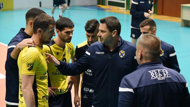 Атанас Петров: Спечелихме със самочувствие и добър сервис