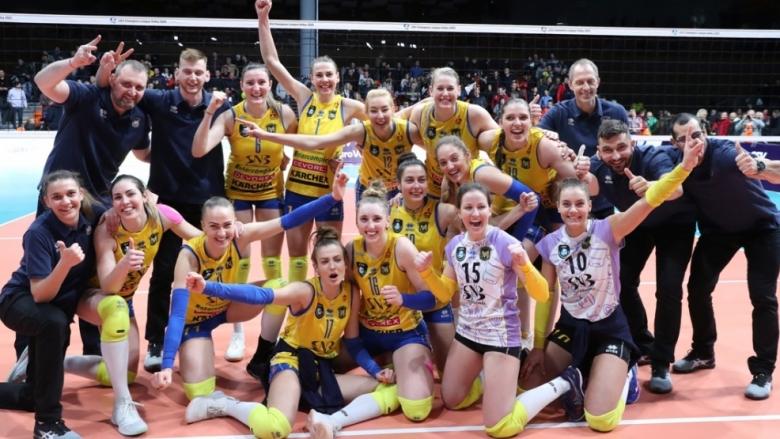 Страхотни! Волейболистките на Марица повалиха Кан и записаха втора победа в Шампионската лига