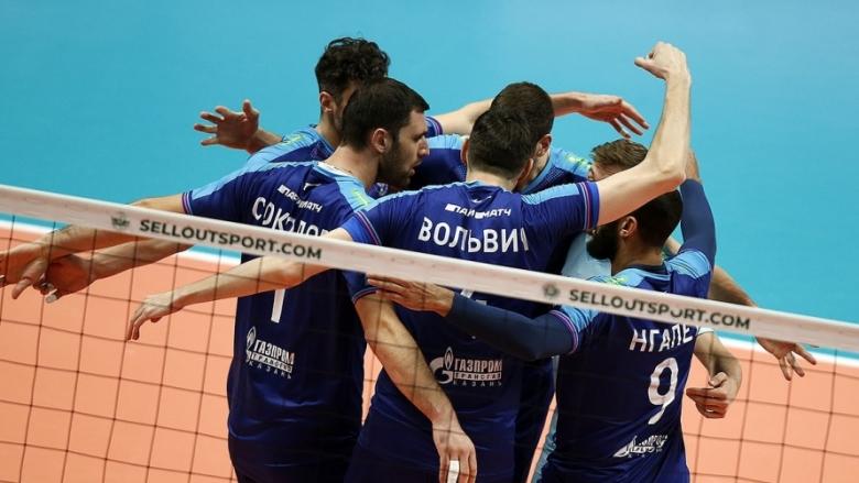Цветан Соколов със 17 точки, Зенит разби Динамо