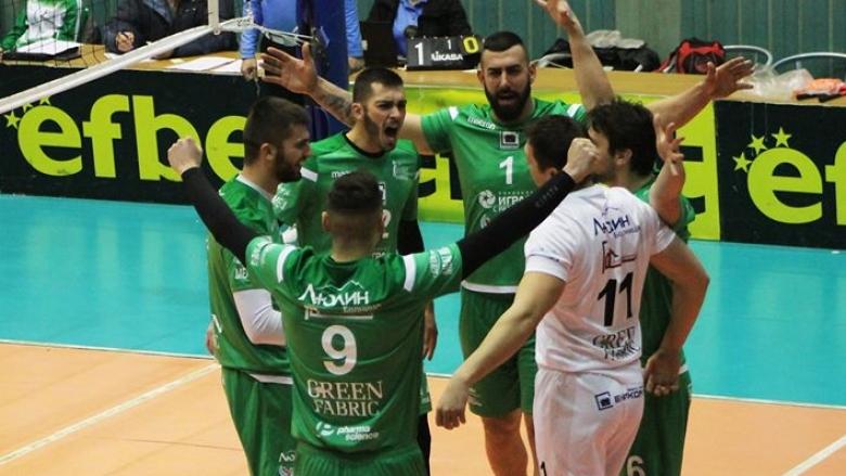 Люлин с трета поредна победа в Западната група на Висшата лига след разгром над Етрополе