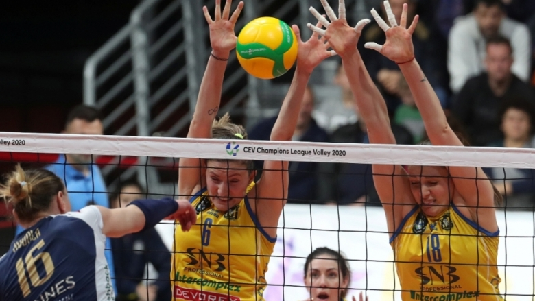 Блокада на Христина Вучкова в топ 3 на седмицата в Шампионската лига (видео)