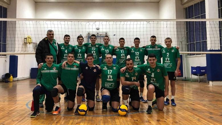 Волейбол в сърцето на Балкана
