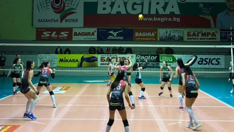 Казанлък се класира за държавни финали за девойки U20