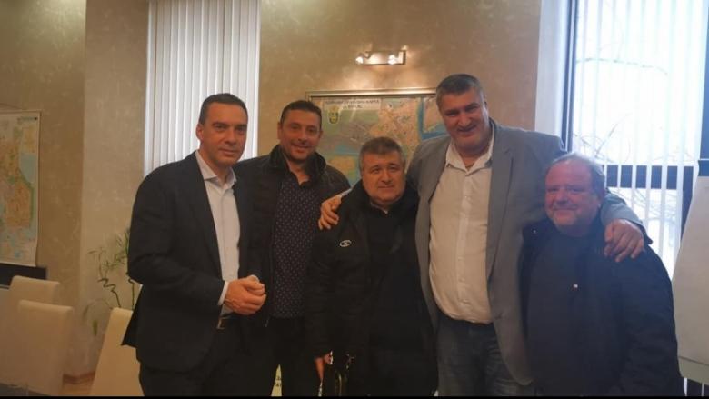 Любо Ганев: Бургас може да се превърне във волейболна столица на България