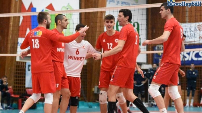 ЦСКА спечели дербито с Дунав след пълен обрат