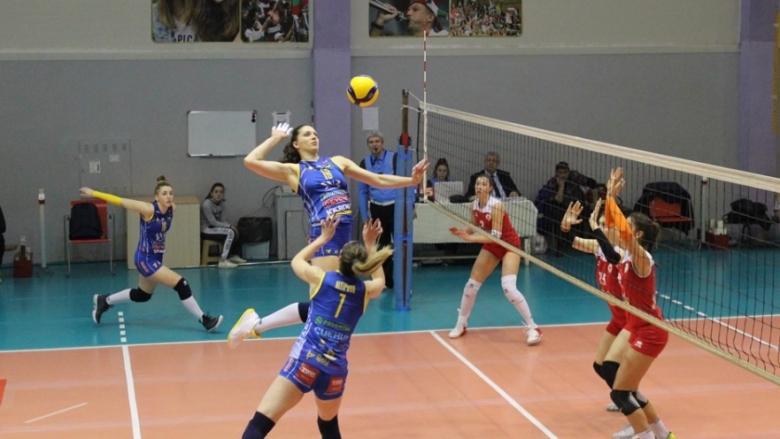 Марица с четиринадесета поредна победа в НВЛ-жени
