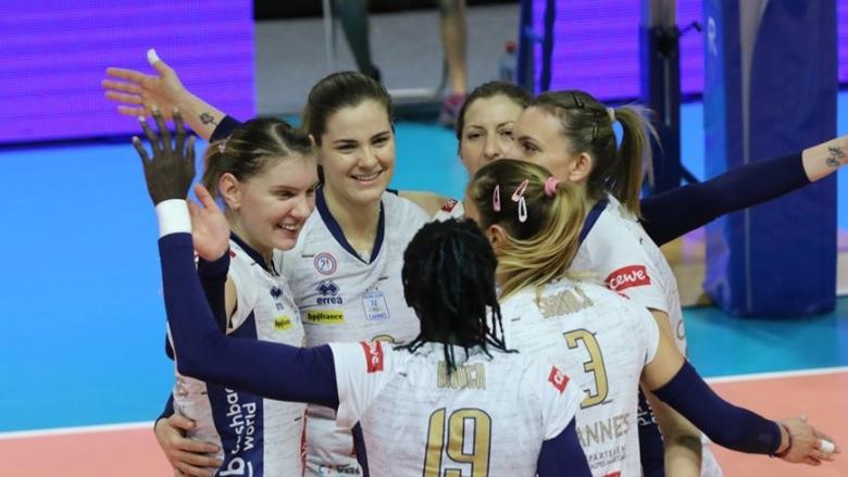 Мира Тодорова с 6 блокади за 17-а победа на Кан