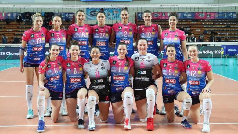 Елица Василева на четвъртфинали в ШЛ