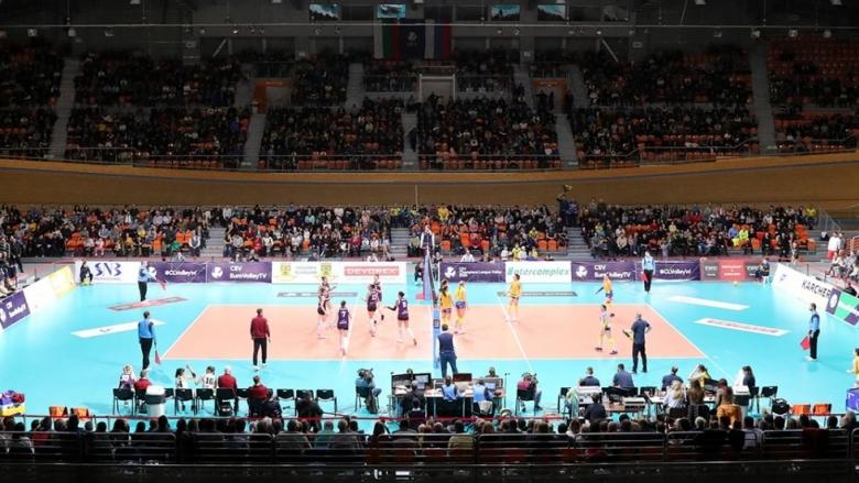 Рекорд: 4450 зрители на клубен волейбол в България