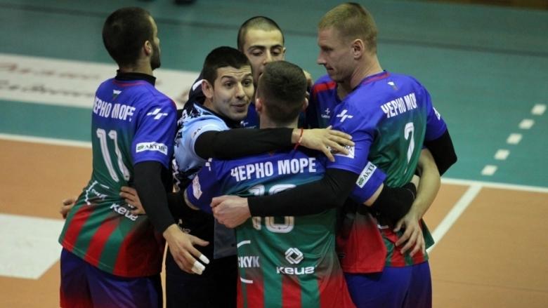 Черно море прекъсна негативната си серия с победа срещу Дунав