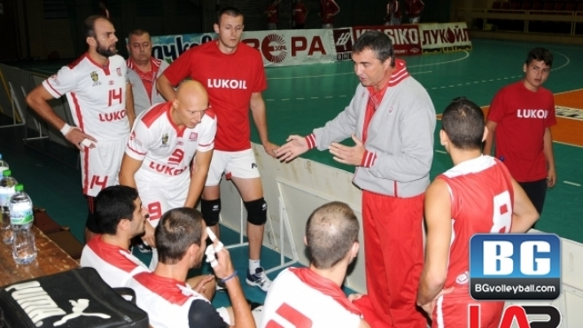 Петьо Драгиев: Поздравявам отбора на Левски Бол