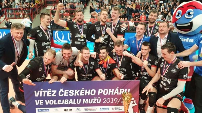 Мартин Мечкаров триумфира с Купата на Чехия (видео)