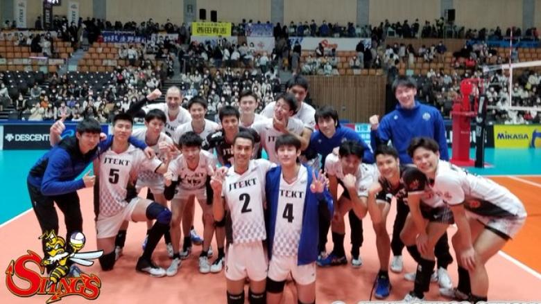 Матей Казийски на финал в Япония