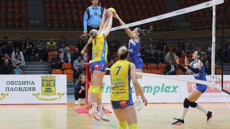 НВЛ-жени продължава с трети допълнителен турнир