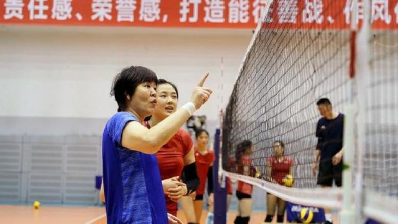 Волейболистките на Китай започнаха подготовка за Токио 2020 в пълна изолация