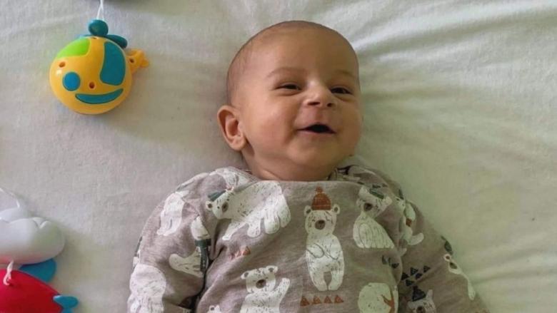 3-месечният Анди има само 30 дни живот, ако не бъдат събрани 164 000 евро