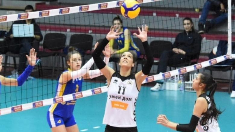 Волейболистка на Славия се завръща във Франция