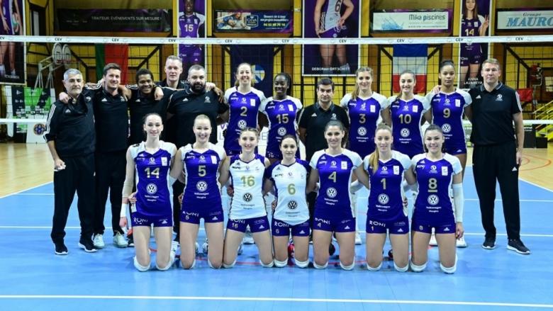Ева Янева и Петя Баракова на полуфинали в Европа