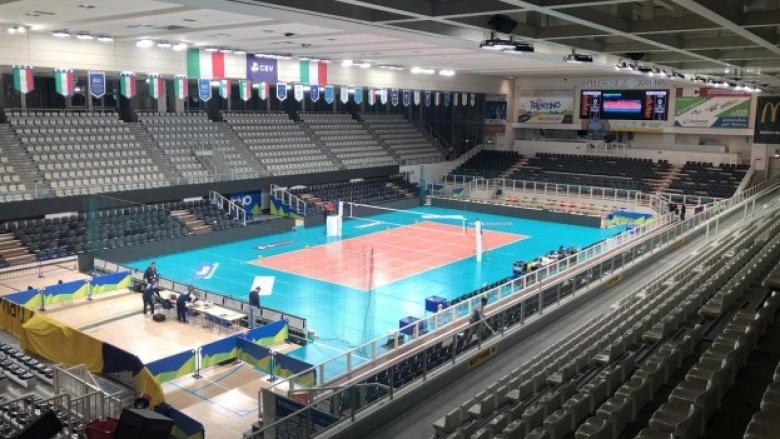 ЦЕВ отложи всички евросрещи с италианско участие