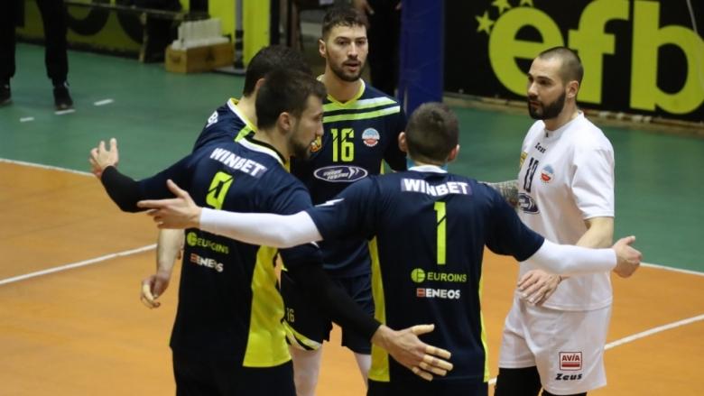 Марек даде гейм на Славия, но спечели победа в София (снимки)