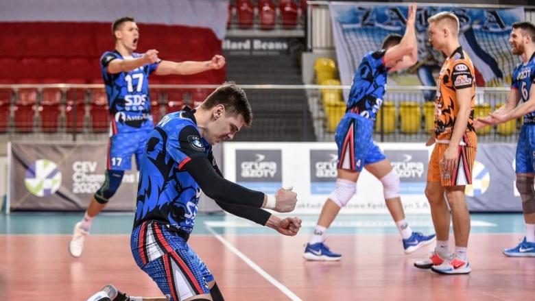 Кузбас обърна ЗАКСА и е на полуфинали в ШЛ