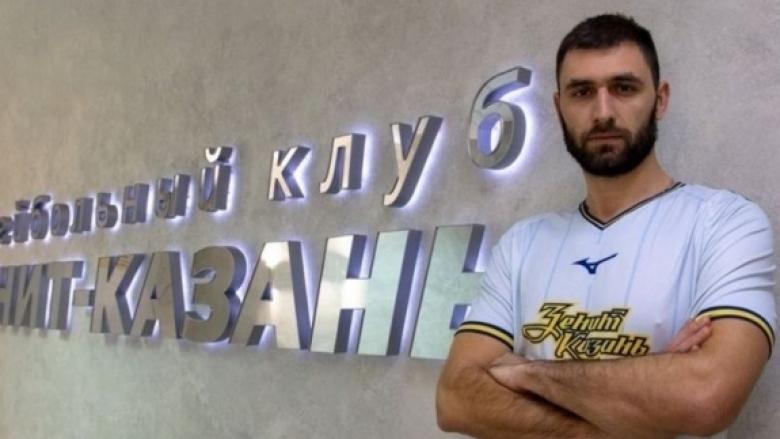 Тестват Цецо Соколов и волейболистите на Зенит за коронавирус
