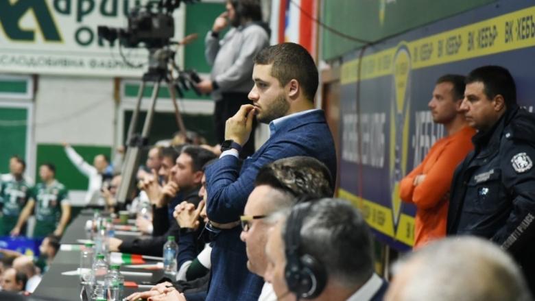 Александър Иванов: Ръководството на Хебър е за възобновяване на Суперлигата