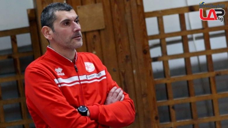 Александър Попов: В мъжкото първенство трябва да е нулева годината
