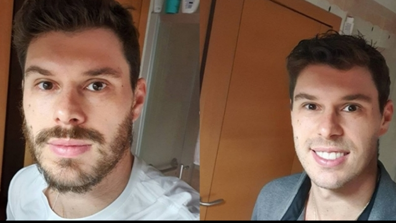Без брада срещу коронавируса (снимки+видео)