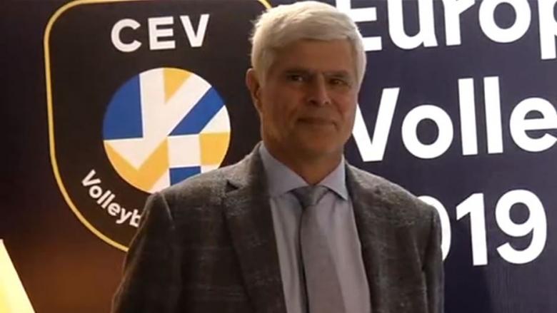 Димитър Златанов: Трябва да изградим нов модел във волейбола, който да бъде като еталон