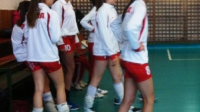 Волейболистките на ЦСКА с нови анцузи