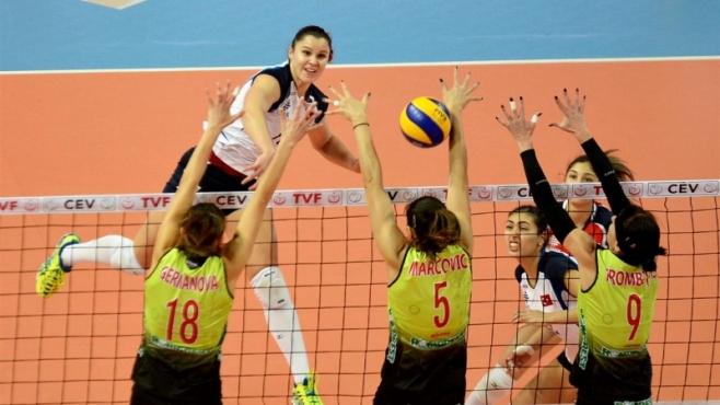 Българската волейболистка прекрати договора си в Румъния