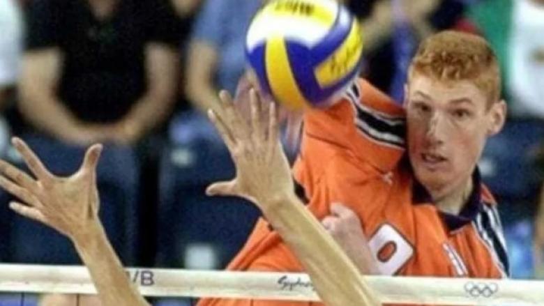 Ретро: Майкъл Джордан на волейбола (видео)