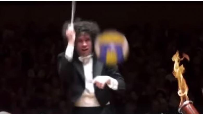 Спортна симфония (видео)