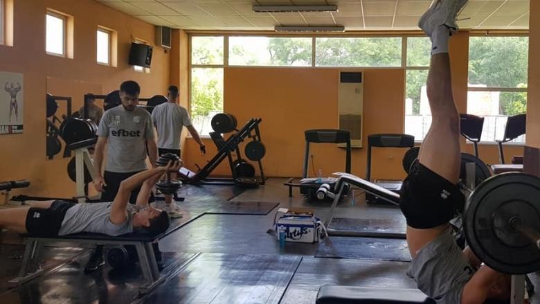 Доктори: Опасност от тежки контузии дебне спортистите след пандемията