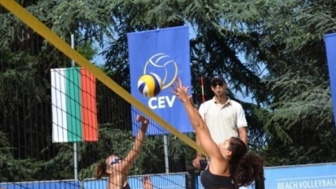Божурище домакин на курс за съдии по плажен волейбол