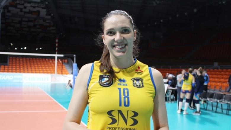 Още една националка ще играе в турския ПТТ