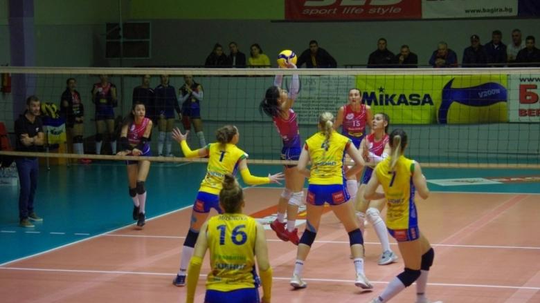 Волейболна самоподготовка у дома с разпределителката Александра Колева (видео)