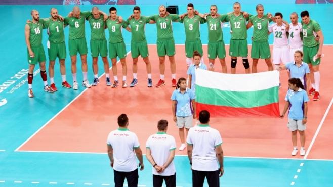 България със сребро в Баку