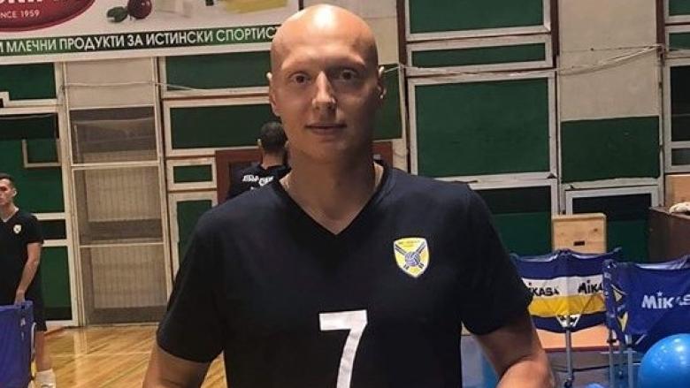 Иван Станев: Надявам се да реализирам много успешен сезон с Хебър