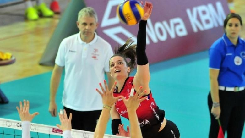 24-годишна словенска националка се отказва от волейбола заради медицината