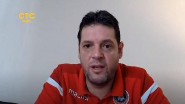Пламен Константинов за новите попълнения и бъдещето на Локомотив (видео)