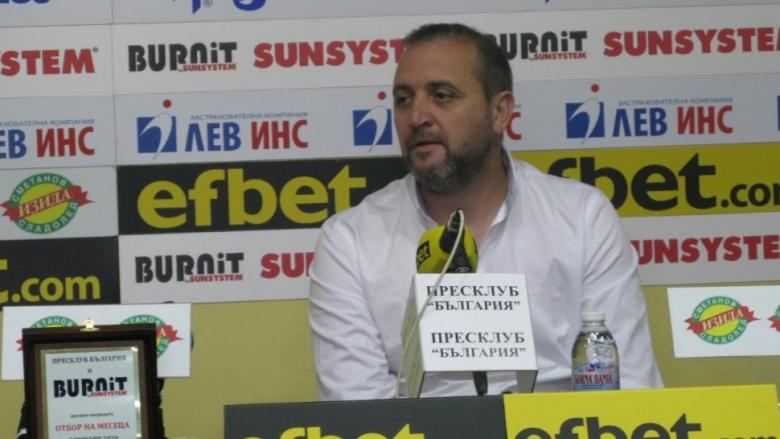 Иван Петков: Създаването на Балканска лига е най-реалистичния вариант