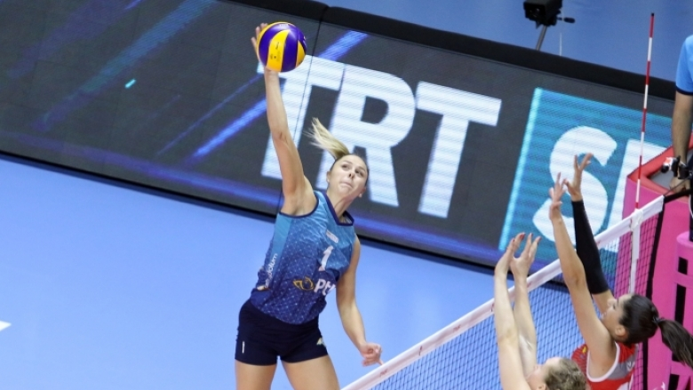 Гергана Димитрова ще играе за бронзовия медалист в Румъния