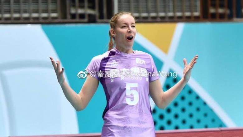 Доби Рабаджиева за трети пореден сезон в Китай